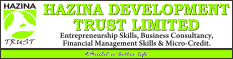 Hazina Development Trust Limited